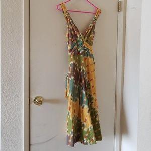Nwt Marc Jacobs Orange Marmalade Dress sz 4